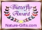 The Nature Company Store Award