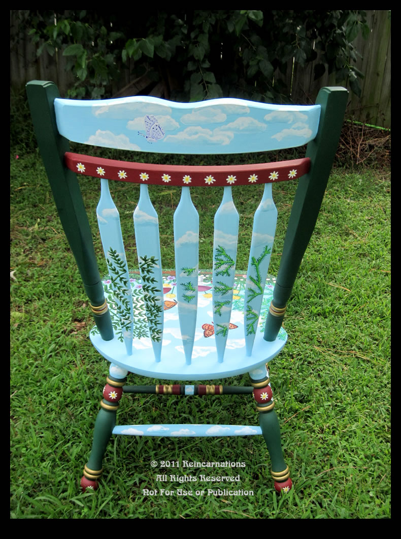 colonial woodland meadow chair