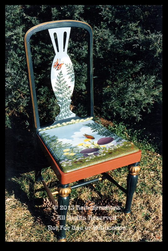 woodland meadow chair